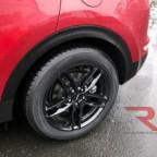 Winterräder Carmani CA13 Black 8x18 ET45 mit Reifen Vredestein Wintrac Xtreme S 225/55/18