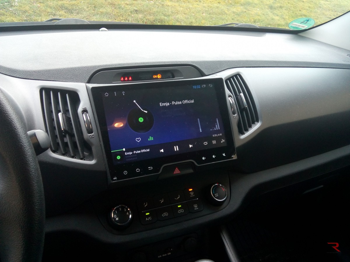 "Android Autoradio ""China Navi"""