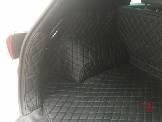 Kofferraum Ausbau
