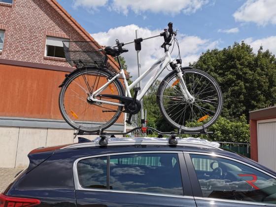 Atera Bike Lift auf dem Sportage