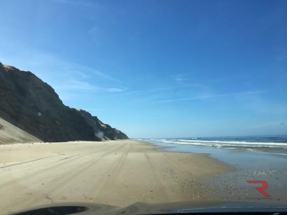 Immer noch am Strand x