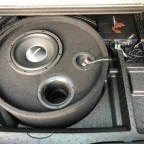Mosconi One 130.4 DSP und Gladen RS10RB