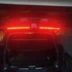 LED Streifen verbaut